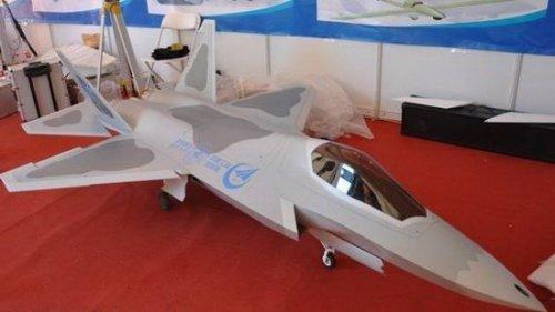 F60战斗机-模型