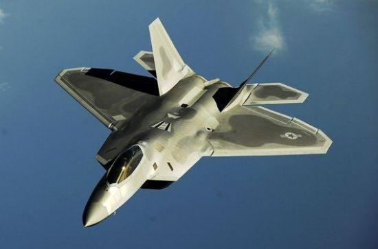 F22完美的机体使得改进余地不大