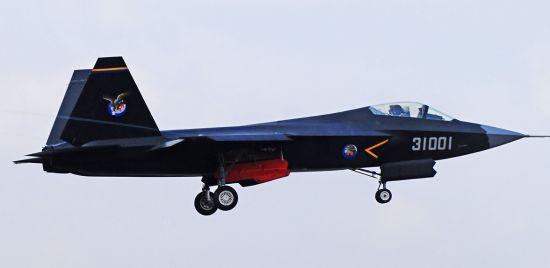 J31比F35和F22的改进余地大