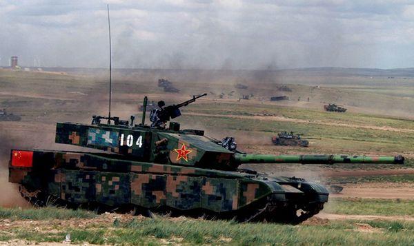 三期大改型99A坦克