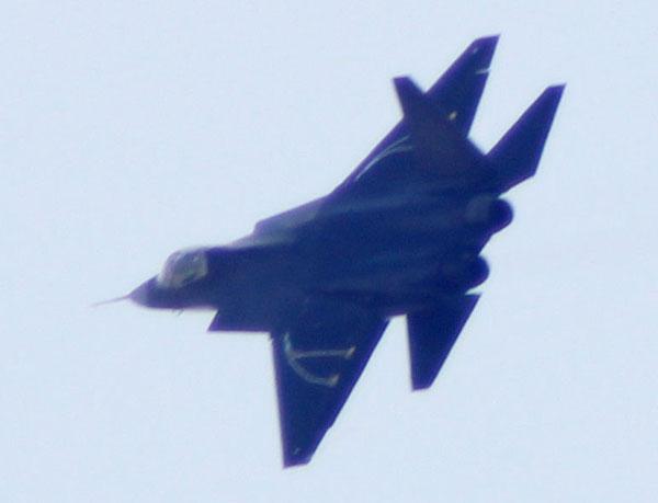 J31最新试飞照