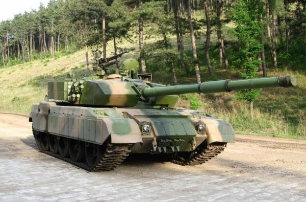 中国外贸坦克VT3-59魔改