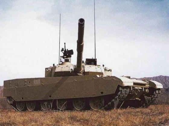 新型外贸坦克VT4展示-中国兵器装甲日〔视频〕