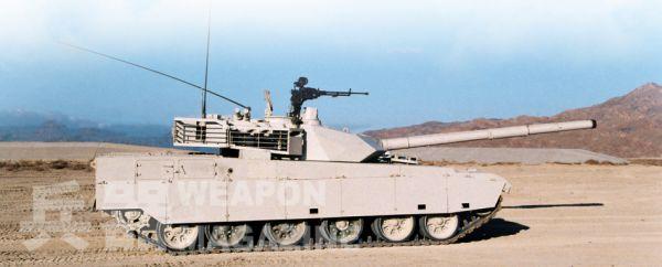 中国外贸坦克VT4-对应99A